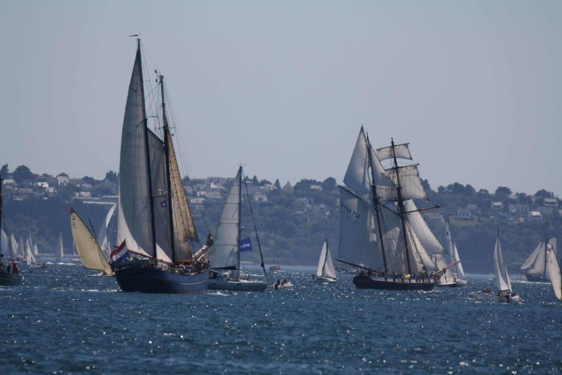 Fêtes maritimes de Brest 2016